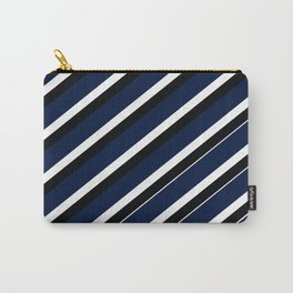 Team Colors 1...navy Carry-All Pouch