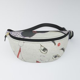 New Year Baby Fanny Pack