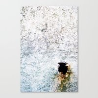 Hole Canvas Print