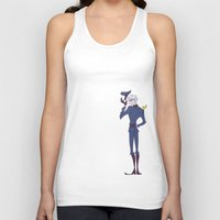 hetalia Tank Tops featuring APH: Guten tag by Jackce
