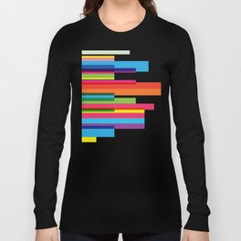 sexy colors Long Sleeve T-shirt