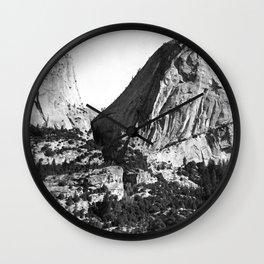 Broderick Liberty Cap Yosemite Wall Clock