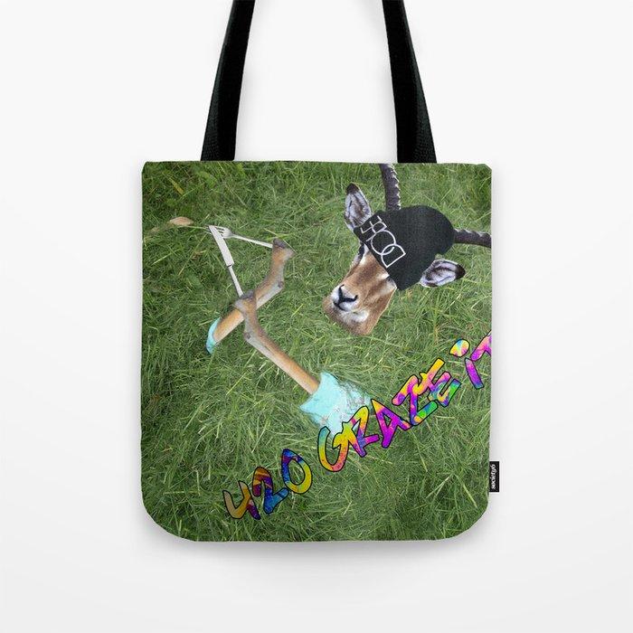 420 Graze It Tote Bag