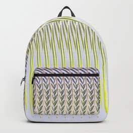Coconut Palm Philippines Backpack