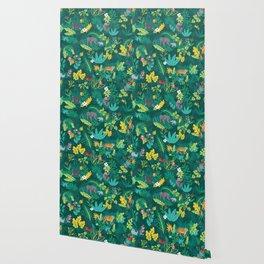 Sumatran Jungle Wallpaper