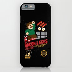 All the Bacon and Eggs Slim Case iPhone 6