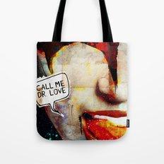 Kiss/Gene Simmons/Demon/Dr. Love Tote Bag