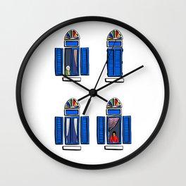 Four Windows, Beirut Wall Clock