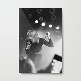 Coeur de Pirate @ The Mod Club (Toronto) Metal Print