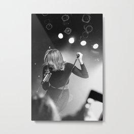 Coeur de Pirate @ The Mod Club (Toronto) Metal Print