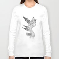 architect Long Sleeve T-shirts featuring Architect by Sergio Varanitsa