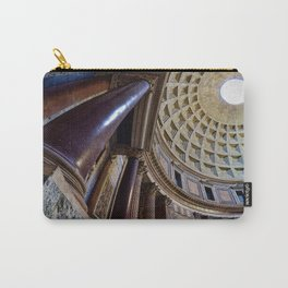The Pantheon in Rome, Italy Carry-All Pouch