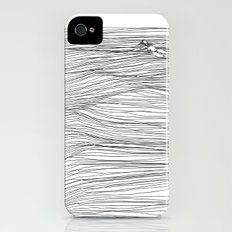 Another Long Silence iPhone (4, 4s) Slim Case