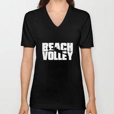 Beach volley Unisex V-Neck