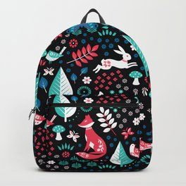 Electric Forest Backpack