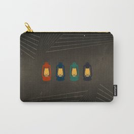 Porch Lanterns Carry-All Pouch