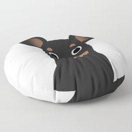 Min Pin - Cute Dog Series Floor Pillow