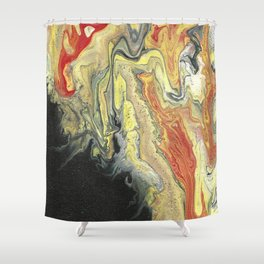 45, Hekate Shower Curtain