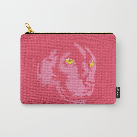 Pink Panther Carry-All Pouch