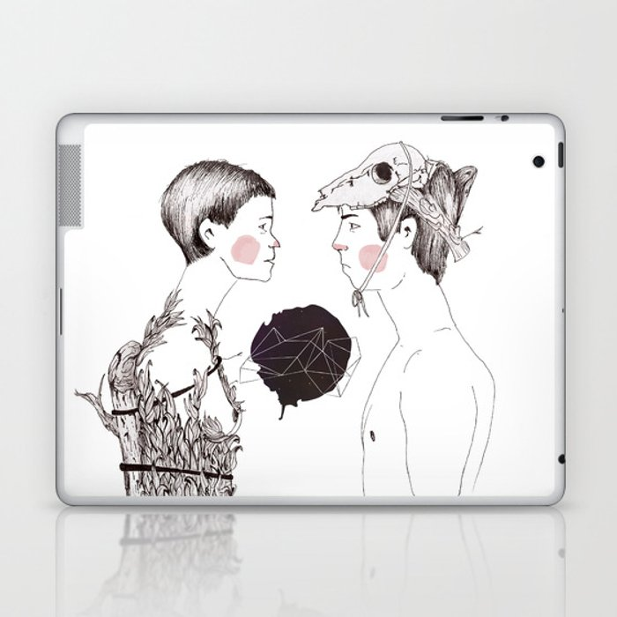 Ella Laptop & iPad Skin