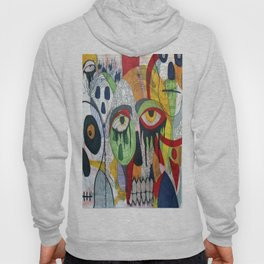 Smile at fear Hoody