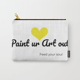 Paint ur art out Carry-All Pouch