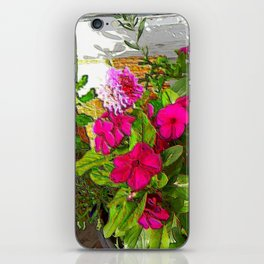 Mixed Annuals iPhone Skin
