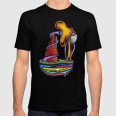 Bracing Mesa Mens Fitted Tee Black SMALL