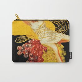 Asti Cinzano Vintage Carry-All Pouch