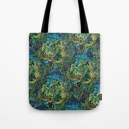 Immersive Pattern Tote Bag