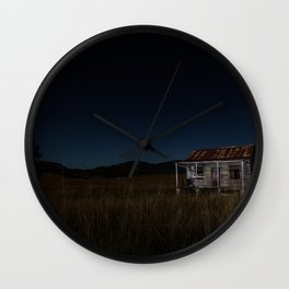 Field House Wall Clock