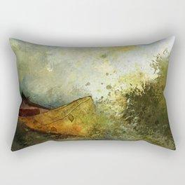 HOPE LEAVES Rectangular Pillow