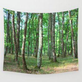 Forest. Wall Tapestry