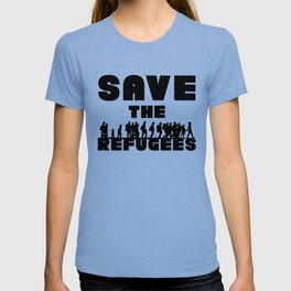 SAVE THE REFUGEES T-shirt