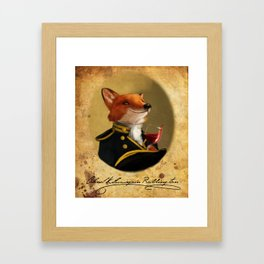 Col.Killumagain Reddington Framed Art Print