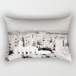 Alexandria, Egypt 1901 Rectangular Pillow