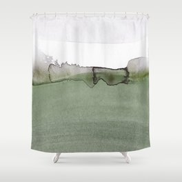 Serene Moments 02e by Kathy Morton Stanion Shower Curtain