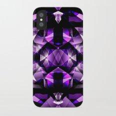 Amethyst iPhone X Slim Case