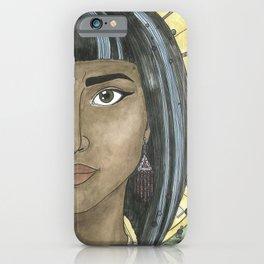 Sheerah iPhone Case