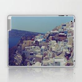 Oia, Santorini, Greece II Laptop & iPad Skin
