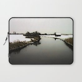 Stagnant moment Laptop Sleeve