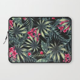 Tropical leave pattern 9.2 Laptop Sleeve