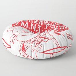 TMNT Pizza Floor Pillow