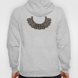 Ruth Bader Ginsburg's Dissent Collar RBG Hoody