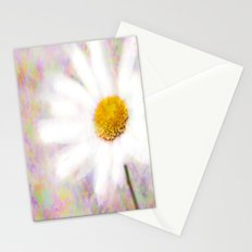 Daisy on Butterflies Stationery Cards