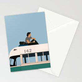 Christopher McCandless Into the Wild Stationery Cards