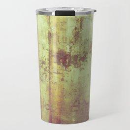 Grunge Texture 11 - Rusted Travel Mug
