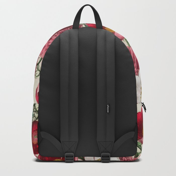 Flower garden Backpack
