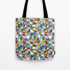Abstraction Repeat Tote Bag