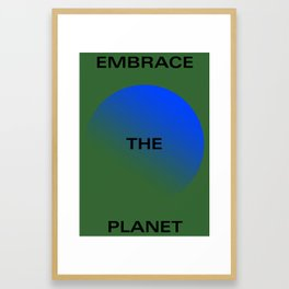 ECO II Framed Art Print